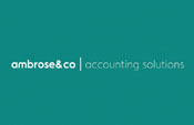 Ambrose Accountants Business Cards