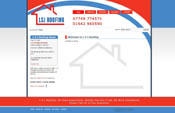 LSJ Roofing Website