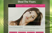 Shed The Years Website